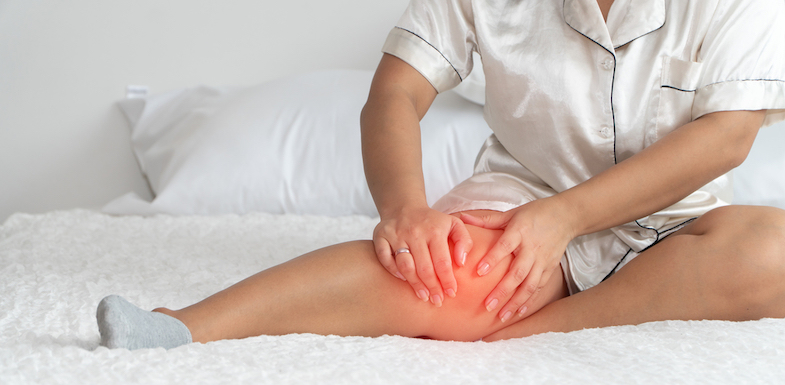 knee pain at night
