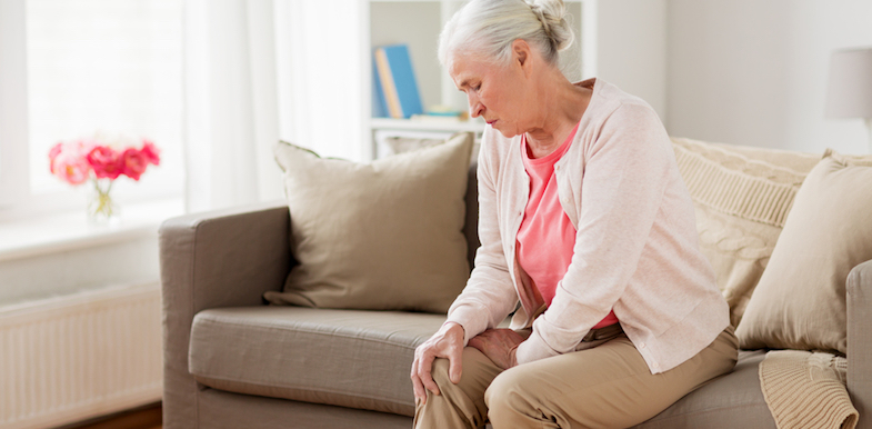 pain after knee replacement
